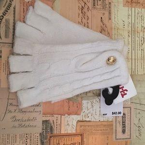 Michael Kors fingerless gloves NWT